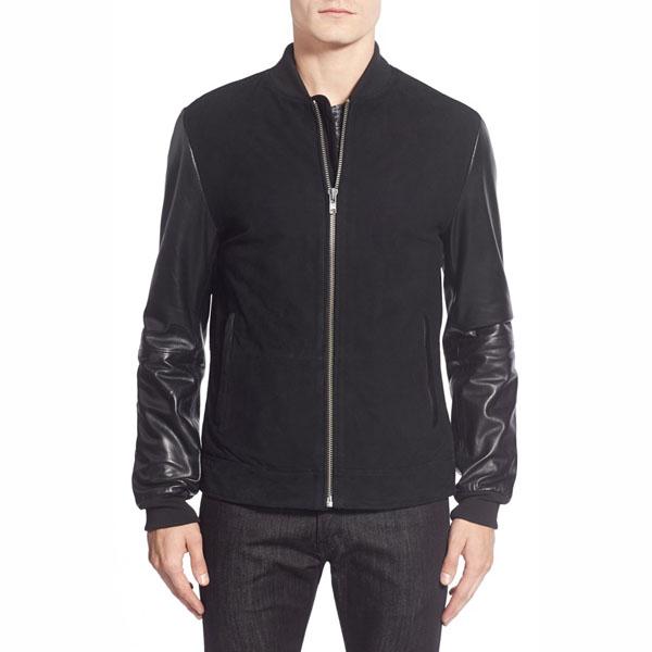Hybrid Varsity Jacket